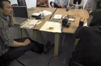 Adam Chodzko - round table