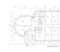 Warton House floor plan